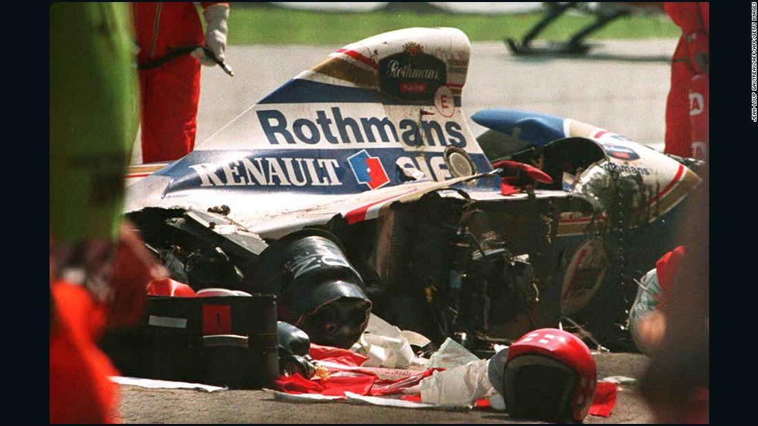 Ayrton Senna's death during the 1994 San Marino GP, the day after fellow driver Roland Ratzenberger was killed in qualifying, shocked the world. A three-time world champion, the Brazilian is still regarded as one of the greatest drivers ever. Senna's death resulted in widespread changes, including limiting engine size and power and raised cockpits sides to offer drivers more protection. Suspension also changed to prevent wheels from becoming disconnected from the front wing.