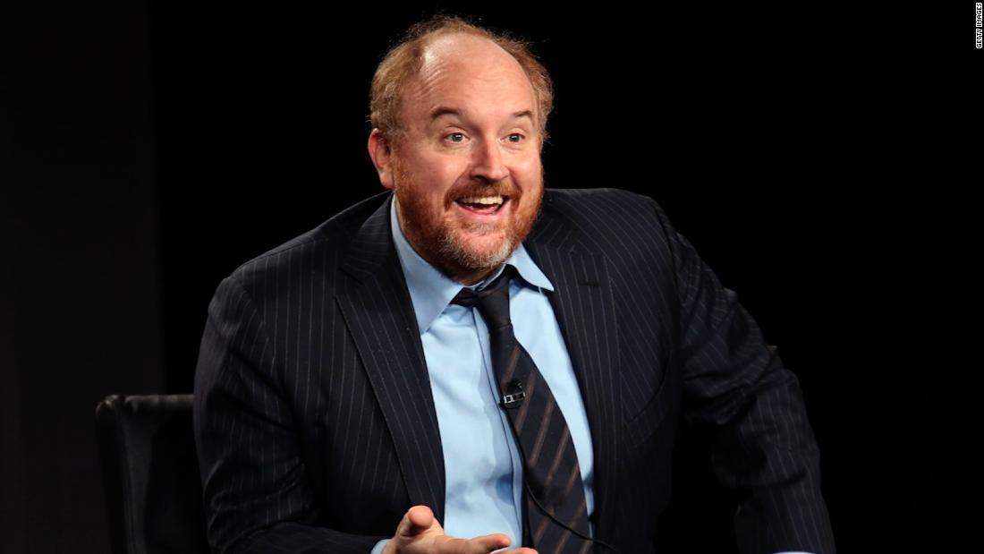 This is why Louis C.K. can laugh off abuse