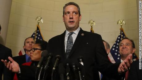 Rep. Tim Ryan announces he's running for president