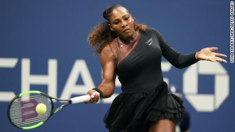 Serena Williams Has Taken Tennis Fashion To New Heights In York She Wore A
