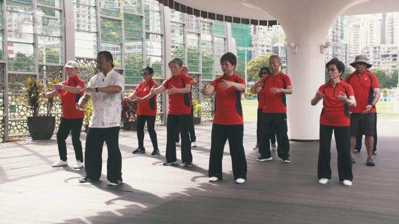 Qigong: Medication in motion