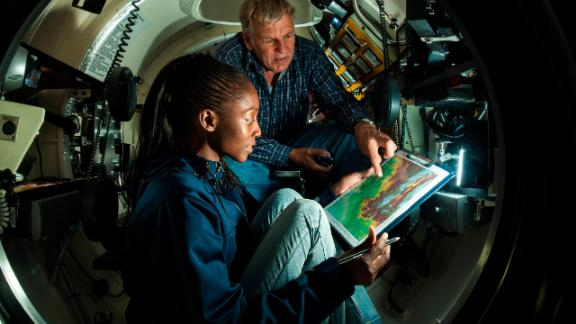 Using this technology, Debmarine Namibia can identify areas of the seabed which contain diamonds and devise a comprehensive mine plan.