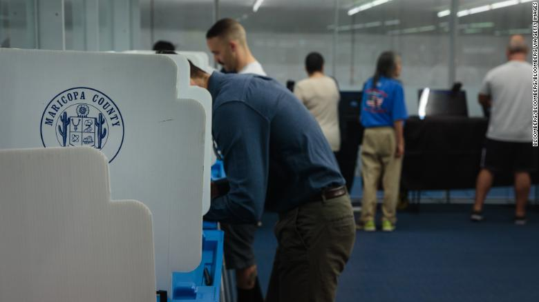 AZ lawmakers weigh bill that would allow legislature to review election results 'if needed'