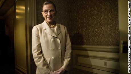 U.S. Supreme Court Justice Ruth Bader Ginsburg donated $1 million winnings to more than 60 charities with the winnings of the 2019 Berggruen Prize.