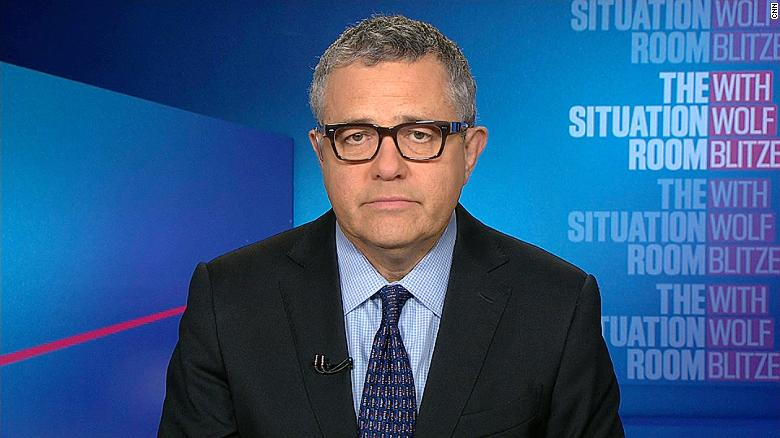 Toobin calls Trump's bluff: Let's be clear