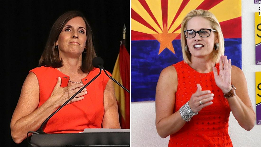 Neck-and-neck battle for Arizona Senate seat