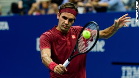 Federer will play Kyrgios on Saturday September 1.