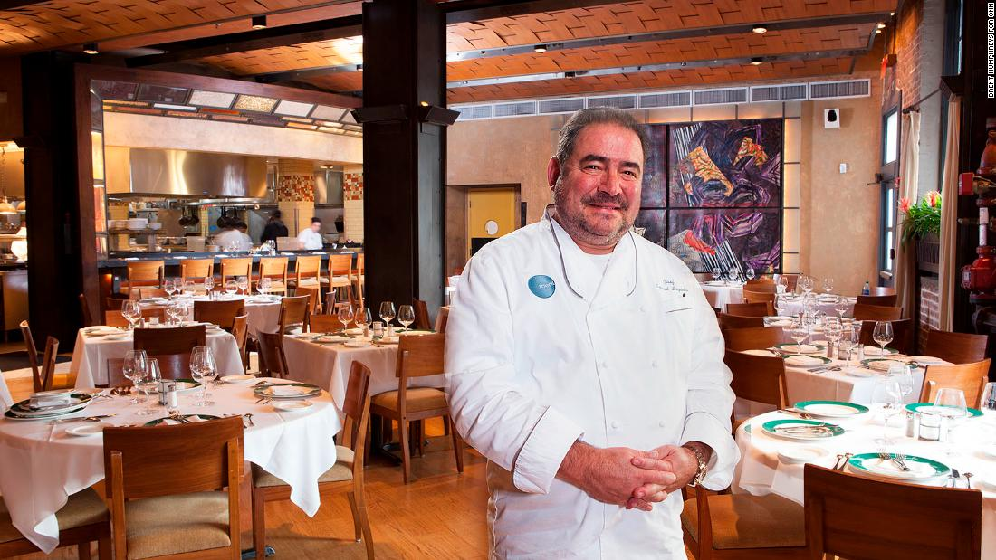 Emeril Lagasse's New Orleans must-dos