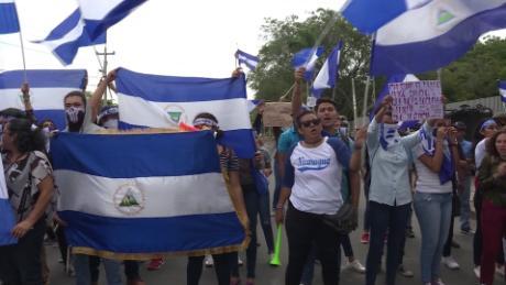 5dfb44361 La ONU recomienda a Nicaragua detener hostigamiento - CNN Video
