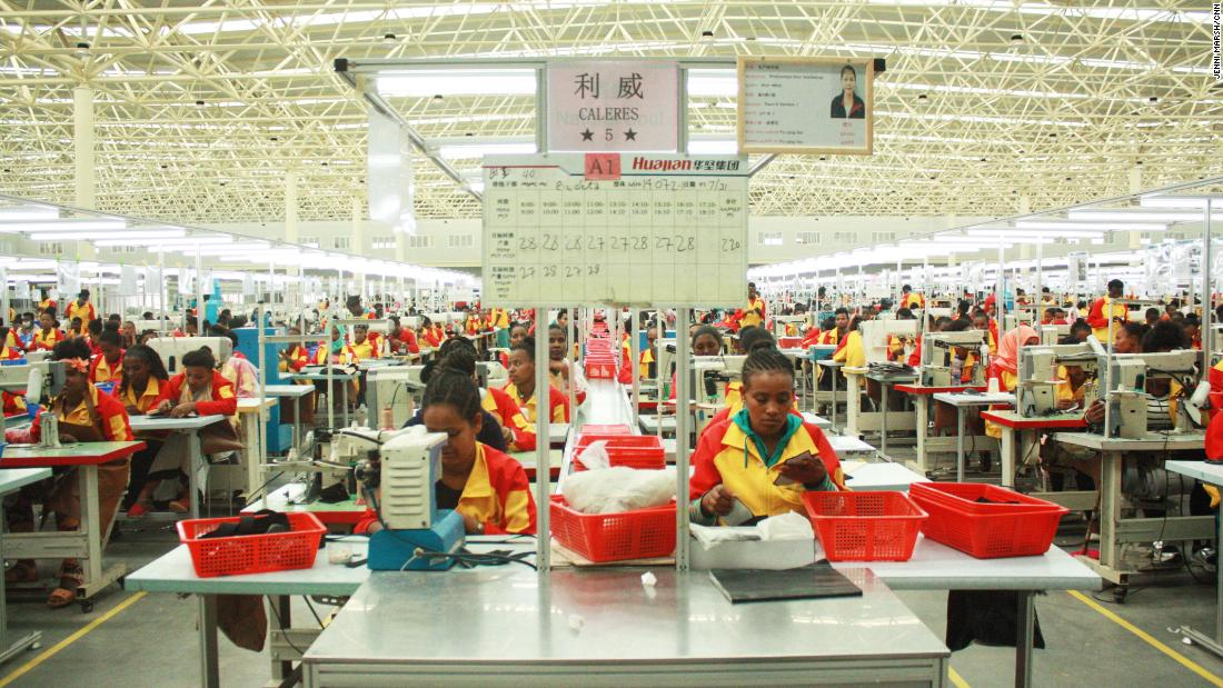 The country employed by China