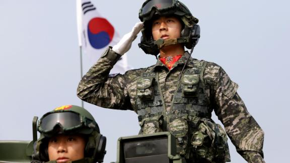 South Korea jails more conscientious objectors to military service than any other country.