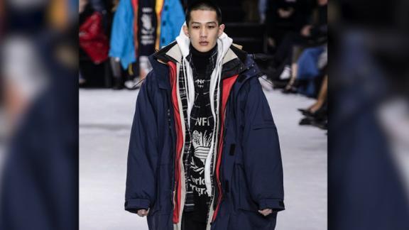 Balenciaga $9K jacket