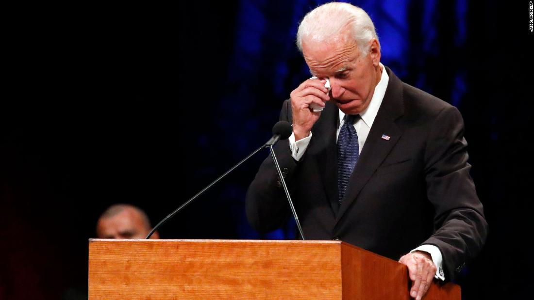 Joe Biden's McCain eulogy just explained exactly what's wrong with American politics