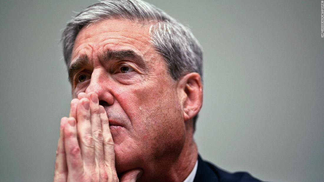What if the Mueller report changes nothing?