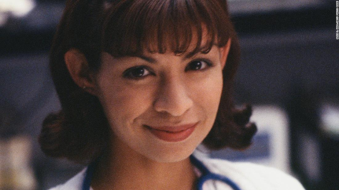 Wrongful death suit filed over death of 'ER' actress Vanessa Marquez - CNN thumbnail
