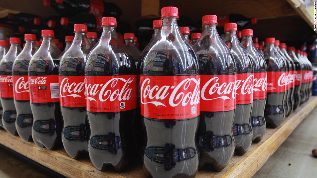 Coca-Cola and CDC: Paper reveals controversial emails - CNN