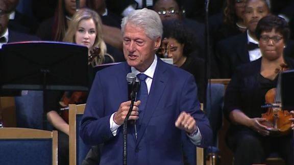 bill clinton 8.21