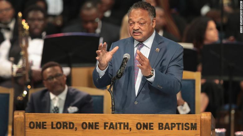 Jesse Jackson Fast Facts