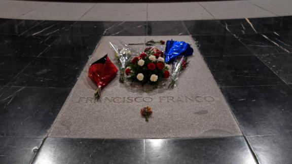 The grave of Spain