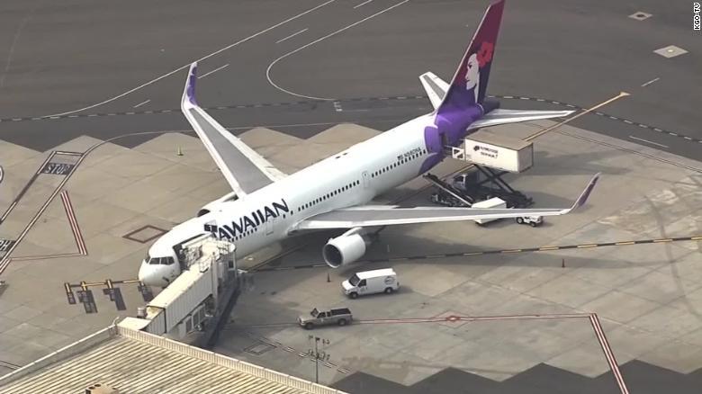 6d6299630163 Hawaiian Airlines flight headed to Maui returned to LAX three times ...