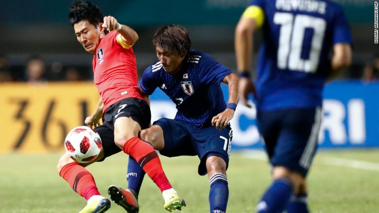 Image result for asian cup son heung min