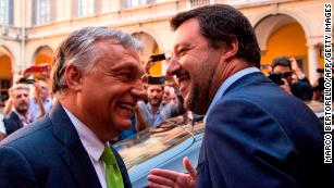 A Hungarian-Italian bromance could become Europe's Trojan horse
