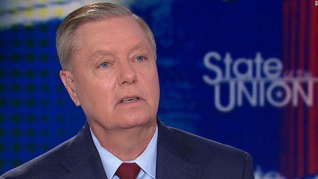 Sen. Graham weighs in on Meghan McCain's criticism of Trump: 'She is her father's daughter'