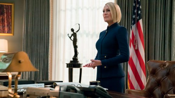 """Claire Underwood — and """"House of Cards"""" as a whole — searches for a clean slate in the sixth and final season of Netflix"""