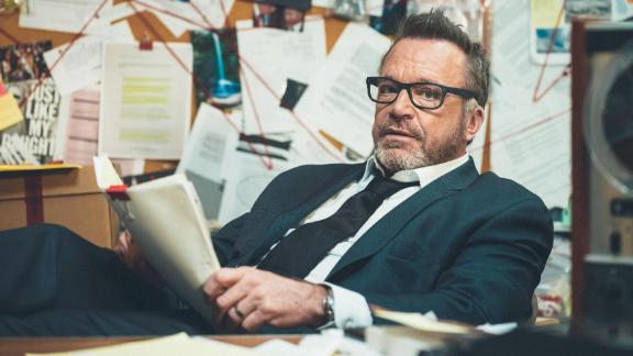 Tom Arnold takes on the role of investigator in this semi-comedic, semi-real series, in which he commits himself to finding damaging video or audiotapes that will hasten the end of the Trump presidency.