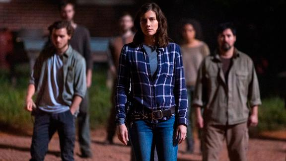 """Ratings have dropped for the hit zombie series, which has undergone cast turnover throughout its run but may face its biggest loss yet with the news that the ninth season will be the final one for star Andrew Lincoln, who plays Rick. Still, the suspense over how he exits could breathe some life back into""""Dead,"""" at least temporarily."""