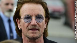 Bono in Berlin August 28.