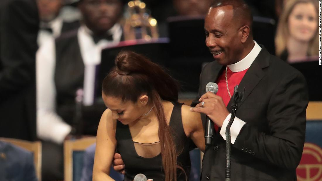 Ariana Grande reminds us women have no safe place in America