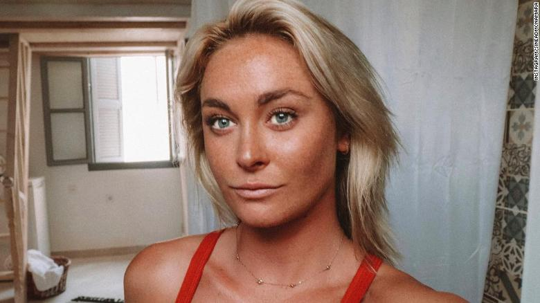 Image result for Sinead McNamara: Australian Instagram influencer died by hanging, says coroner