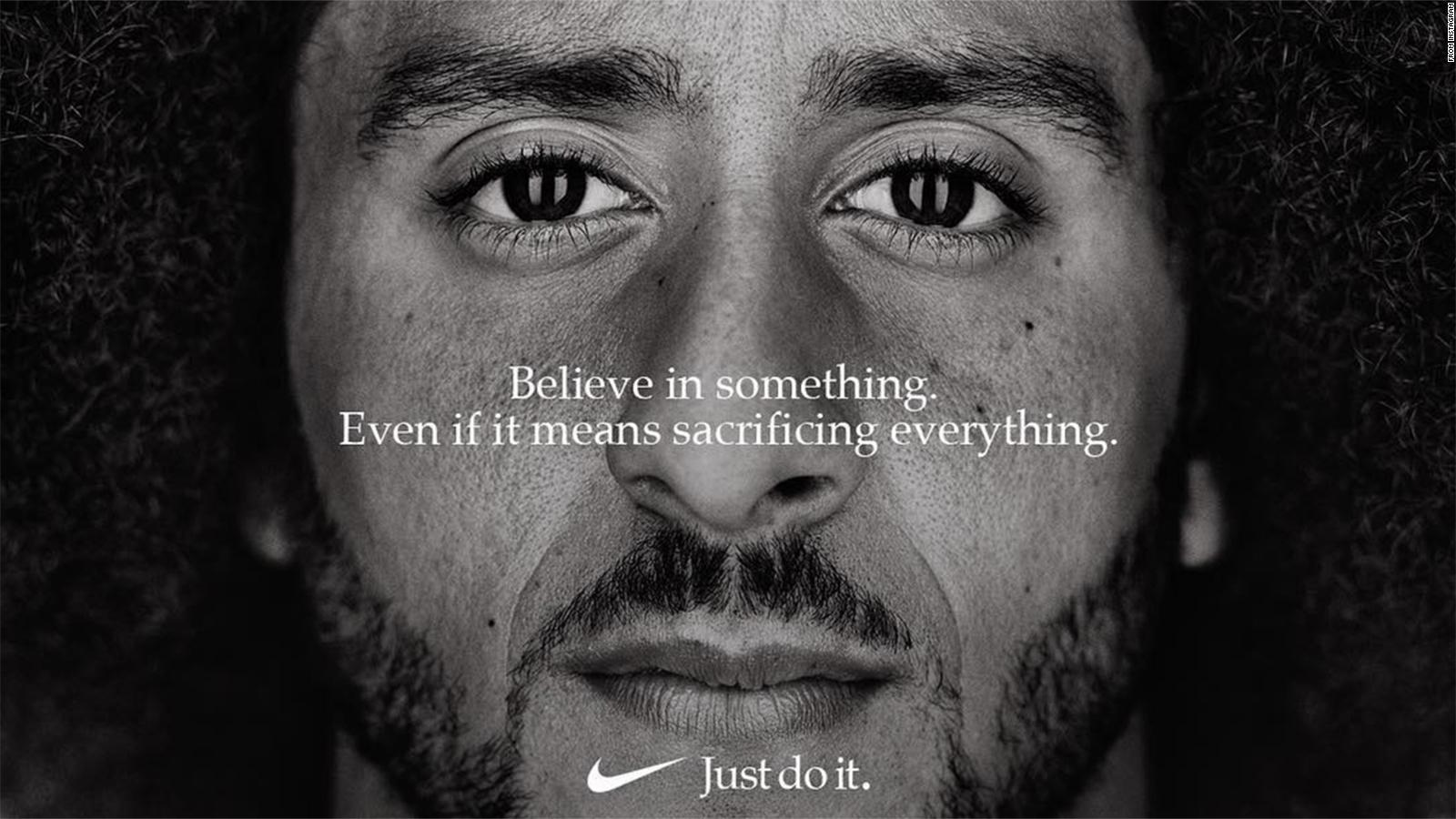 Colin Kaepernick S Nike Ad Wins Emmy For Outstanding Commercial Cnn