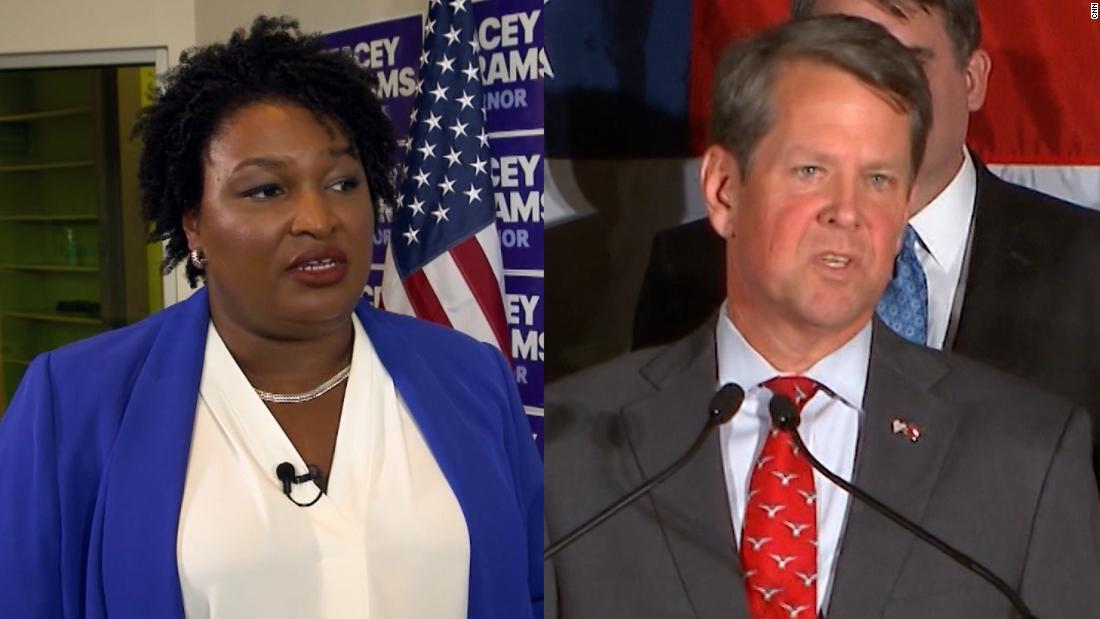 Stacey Abrams campaign demands GOP's Kemp resign as Georgia secretary of convey amid voter registration uproar thumbnail