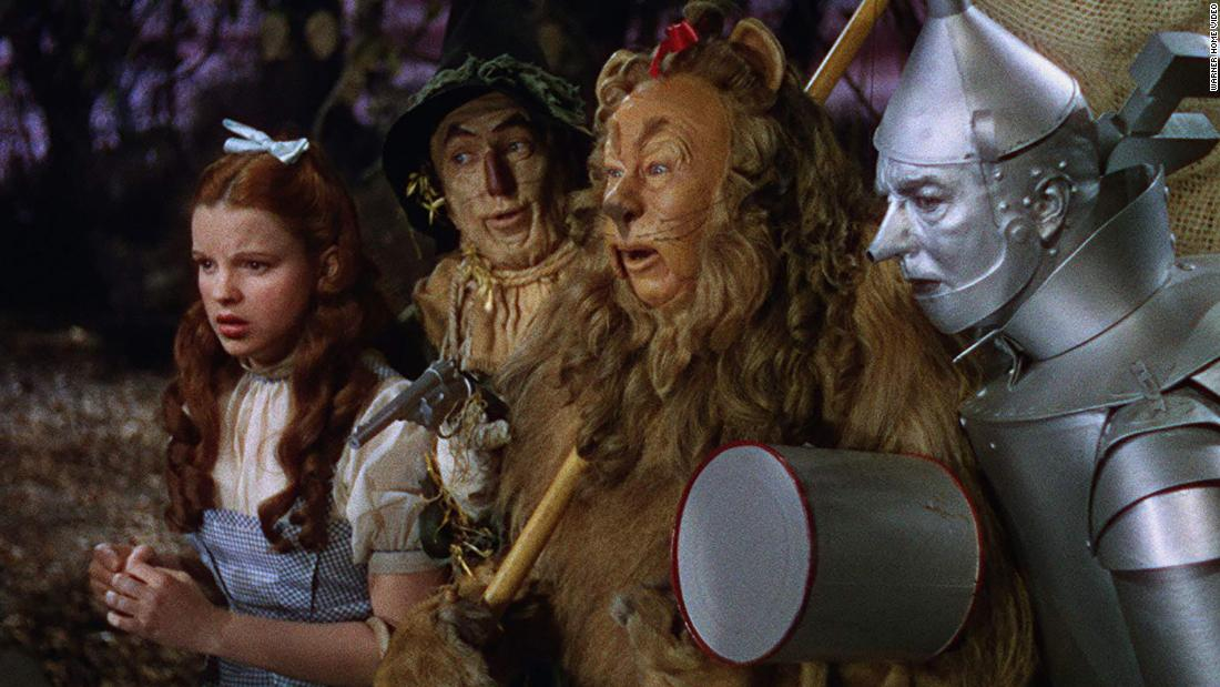 Google commemorates the 80th anniversary of 'The Wizard of Oz' with a surprise