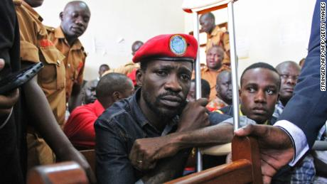 Uganda's Bobi Wine says he is 'seriously considering' running for president