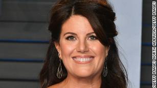 Monica Lewinsky in 2018.