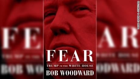 'Just another bad book': Trump dismisses Woodward's explosive book