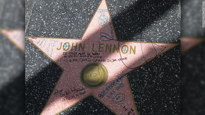 Cosbys Star On The Hollywood Walk Of Fame Is Vandalized Again