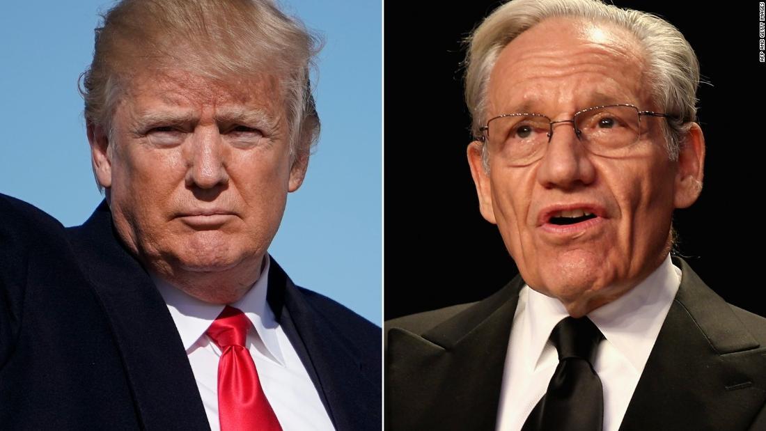 Woodward: Trump's grade is more sad than the Nixon tapes thumbnail