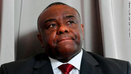 Jean-Pierre Bemba, opposition leader in the Democratic Republic of Congo.