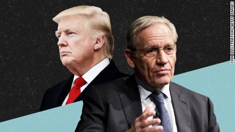 Woodward reveals Trump as the King Baby of presidents