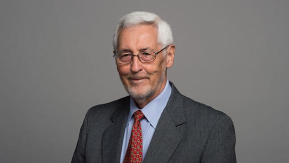 James McFadden was honored in 2016 by the Samuel J. Heyman Service to America Medals for his five decades with the federal government's hurricane hunter program.