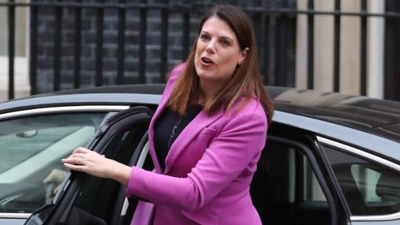 Britain's Minister of State for Immigration Caroline Nokes says British travellers should expect delays post-Brexit.