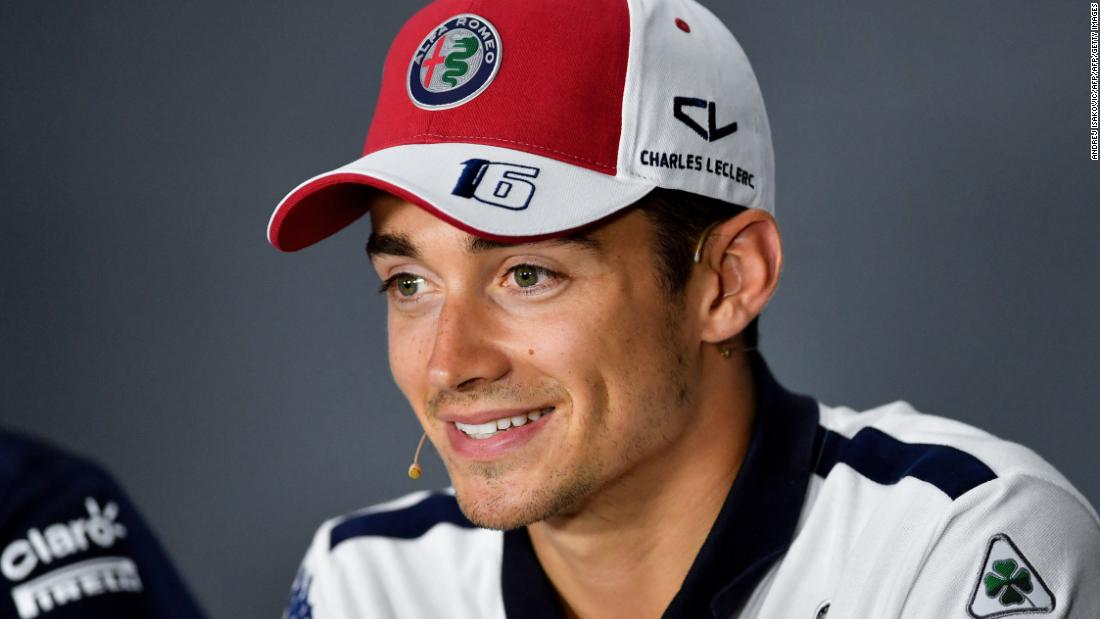 "All eyes will be on Charles Leclerc next season. He'll be replacing Kimi Raikkonen at Ferrari and become the youngest driver to race for the Italian manufacturer since 1961. ""I'm just trying to focus on my job, and trying to extract all these expectations out of my mind,"" said the 21-year-old, ""and to really 100% focus on what I do behind the wheel."""