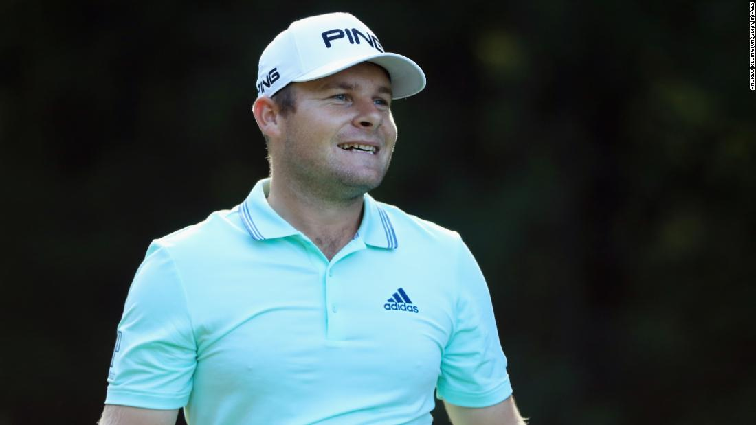 The Englishman will make his Ryder Cup debut in Paris after an impressive qualification period which yielded two wins last autumn and tied sixth in June's US Open. The 26-year-old was in contention to win the PGA Tour's second FedEx Cup playoff event Sunday before sliding to 12th.