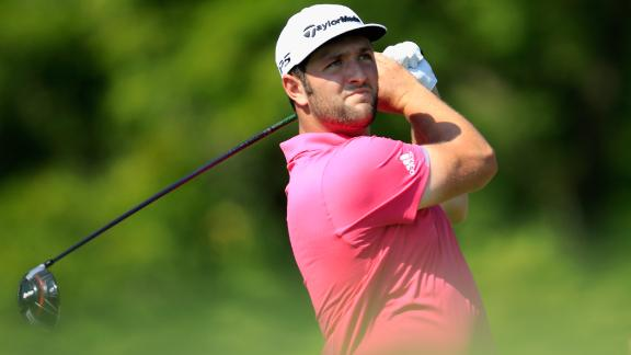 The US-based Spaniard has risen to world No. 5 and is part of golf's new power generation. The 23-year-old, a former top-ranked amateur, is one of five European rookies in Paris.