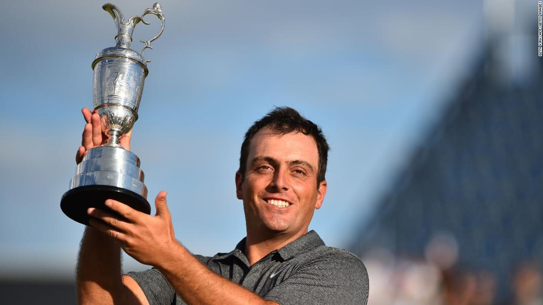 The Italian sealed his place at the top of the qualification rankings with his maiden major victory in the British Open at Carnoustie in July. The consistent Molinari played in the 2010 and 2012 Ryder Cups.