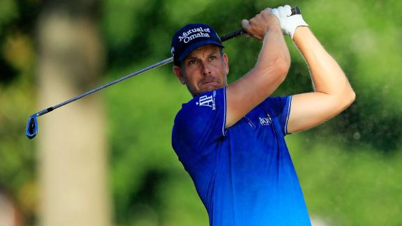 The ice-cool Swede earned one of Bjorn's four wildcard picks by virtue of his big-match experience and the level-headed qualities he brings to the team room. Stenson, who beat Phil Mickelson in a classic duel to win the 2016 British Open, has played on four previous European teams.